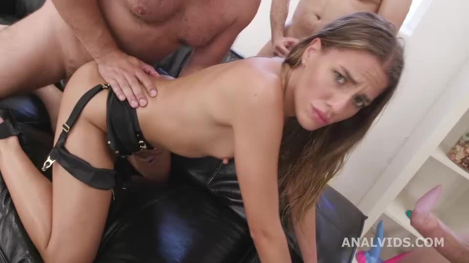Unbreakable #1 wet Bday Party, ATM, DAP, Pee Drink, Creampie Swallow, Cum in Mouth (LegalPorno / AnalVids) Screenshot 8