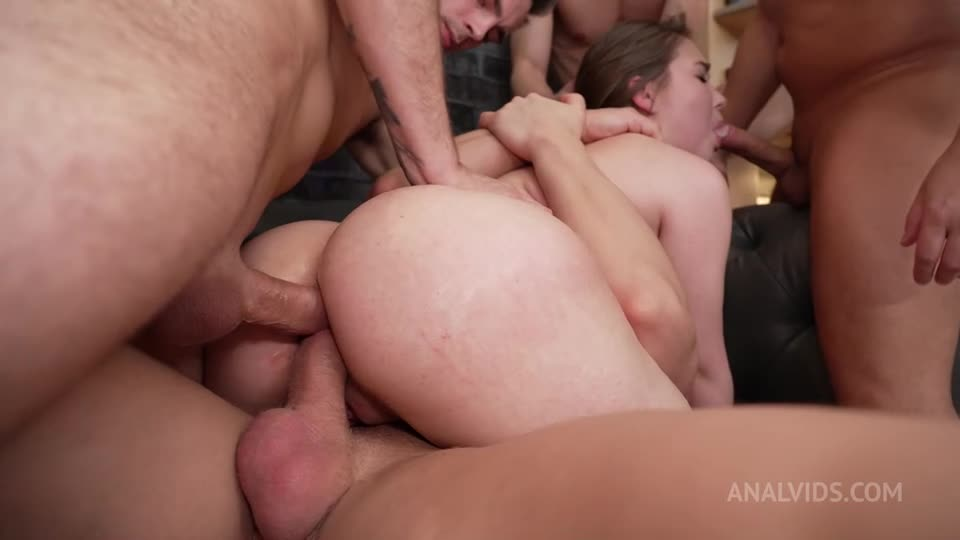 Double Anal Breaking With Cutie! GangBang, DAP NRX107 (LegalPorno / AnalVids) Cover Image