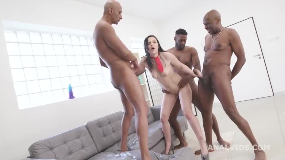 Black Meat, BBC, Anal, ATM, DAP, Gapes, Swallow (LegalPorno / AnalVids) Cover Image