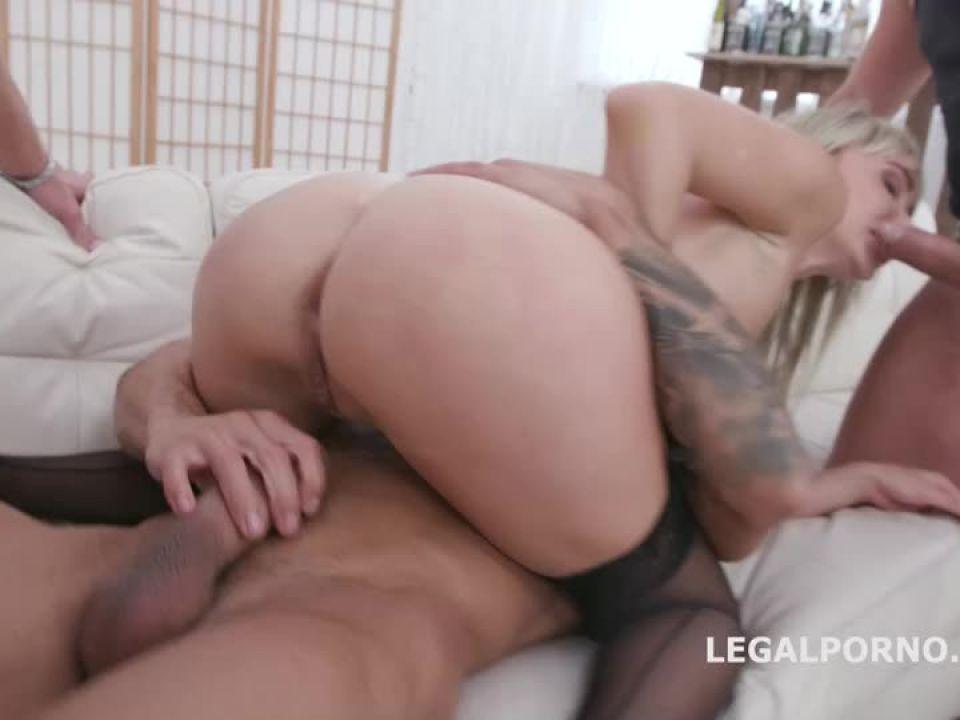 Balls Deep Anal and DP, Gapes and Swallow (LegalPorno) Screenshot 2