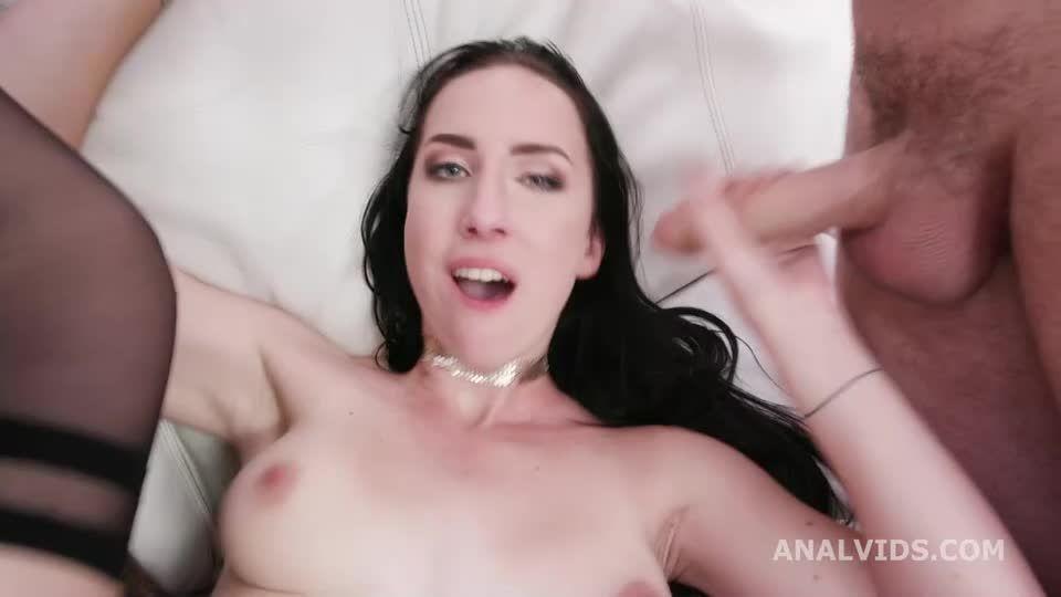Fucking Wet, Balls Deep Anal, DP, Pee Drink, Gapes and Swallow (LegalPorno) Screenshot 1