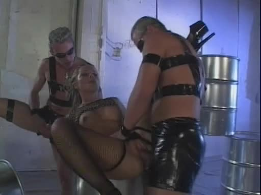 [Dream Entertainment] Fetish Desires - Sharka Blue (DP)/(Stockings)