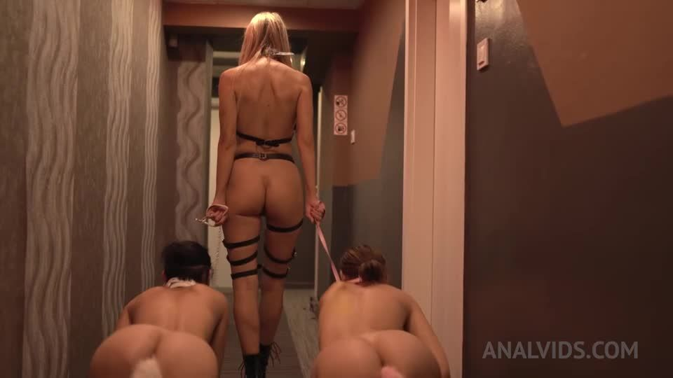 19 years old Zee Twins Orgy In SW club DAP, DP, Domination, Ass to mouth NF044 (LegalPorno / AnalVids) Screenshot 0