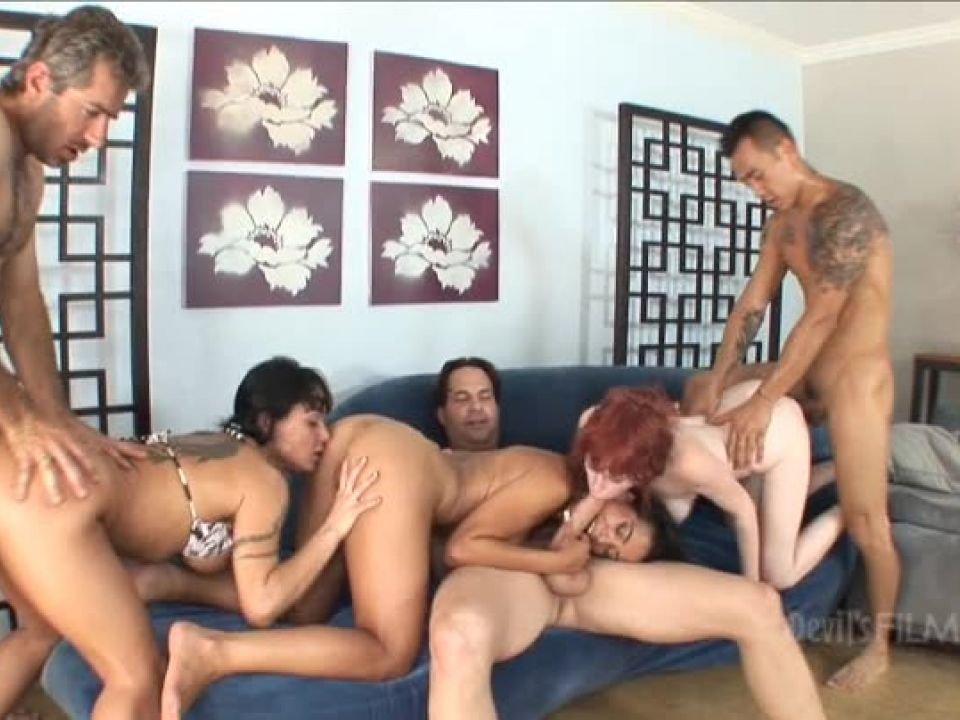 Neighborhood Swingers 8 (Devil's Film) Screenshot 5