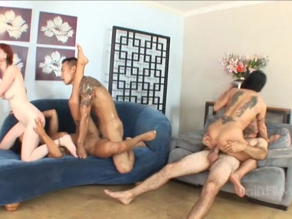 Neighborhood Swingers 8 (Devil's Film) Screenshot 9