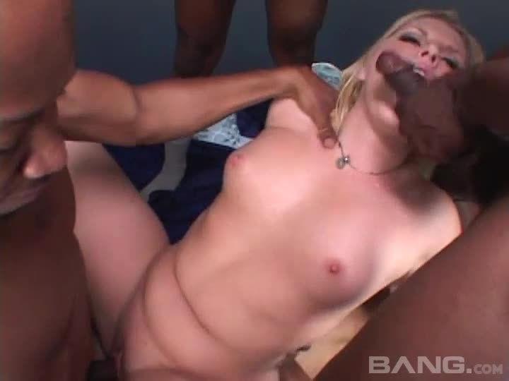 Fudge Dicks and Vanilla Chicks (Triple Threat Video) Screenshot 8
