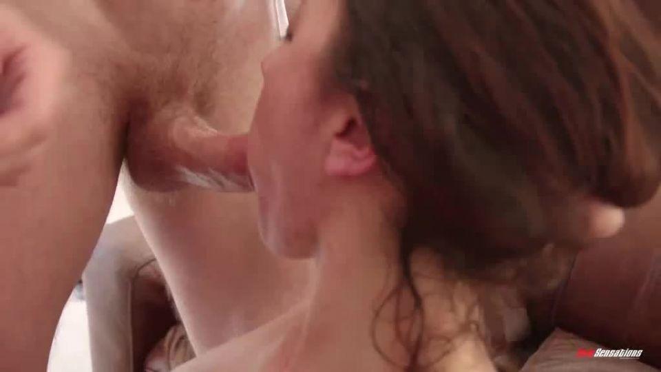 4 Men And A Lady: A Gang Bang (New Sensations) Screenshot 8