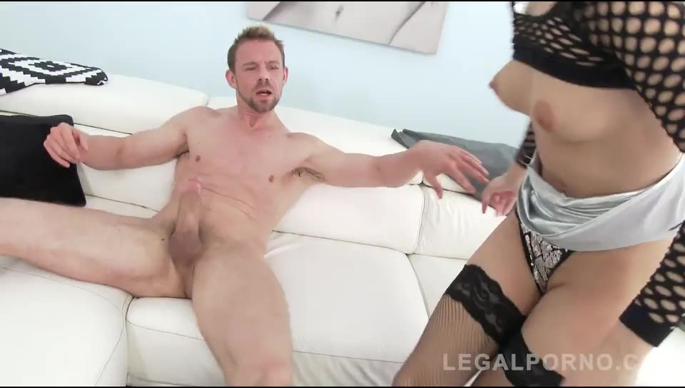Escort Apartment fucked by 7 guys back to back (LegalPorno) Screenshot 6