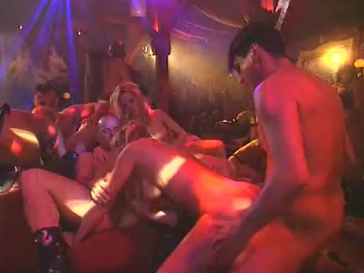 [Top Line Video] Fun 4 Helen 2 - Donna Colada, Julia Fox, Helen Duval (Orgy)/(Natural Tits)
