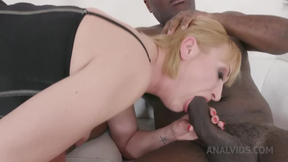 Kinky interracial DP KS124 (LegalPorno) Screenshot 1
