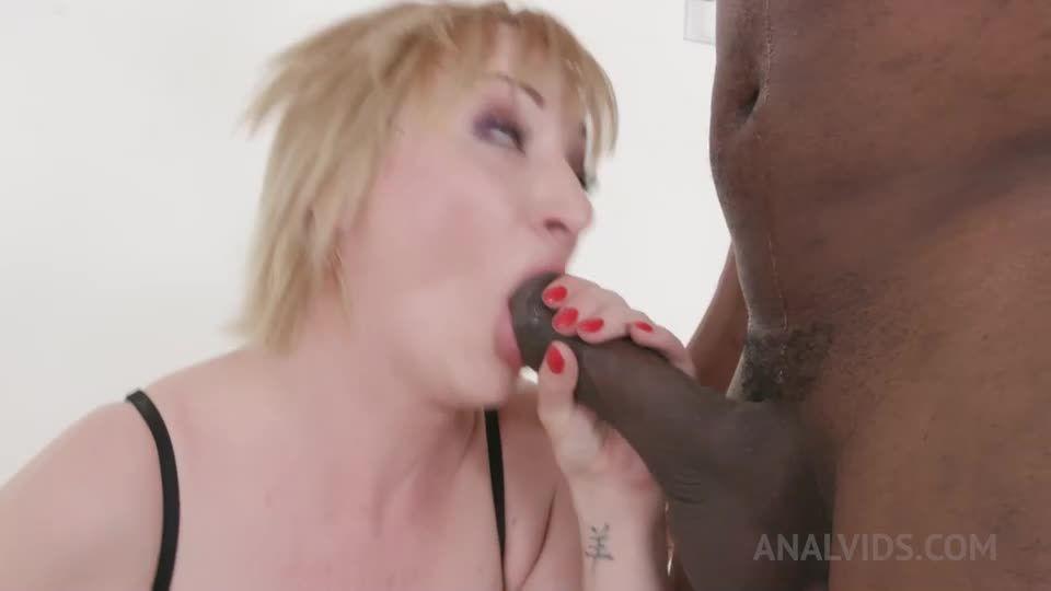 Kinky interracial DP KS124 (LegalPorno) Screenshot 7