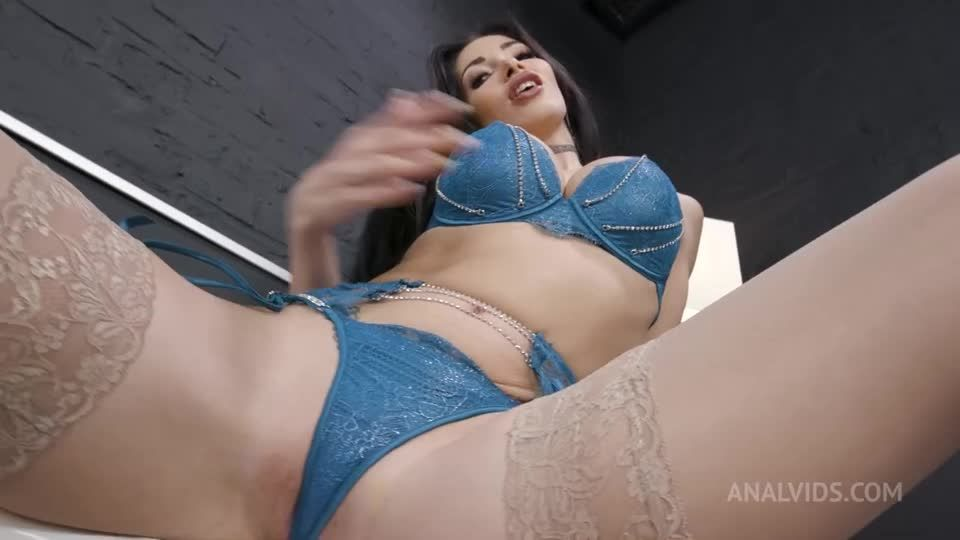 Classy Goes Hard for Analmanias DP LD009 (LegalPorno / AnalVids) Screenshot 0