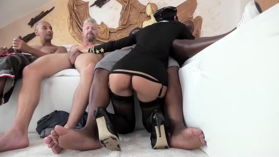Nasty Freya Dee anal fucked balls deep with BDSM, Gapes, Farts and Huge Facial NF028 (LegalPorno) Screenshot 0