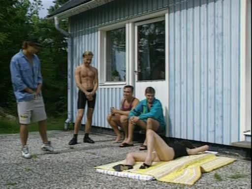 Backdoor To Sweden / Private Film 4 Screenshot 1
