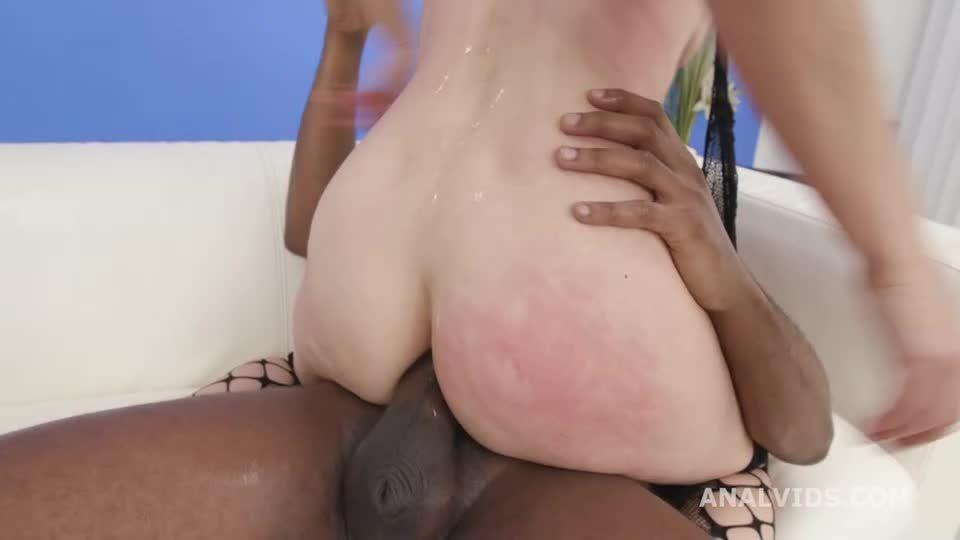 Double Anal Creampie, BBC, ATM, Balls Deep Anal, DAP, Rough Sex, Big Gapes, ButtRose (LegalPorno / AnalVids) Screenshot 5