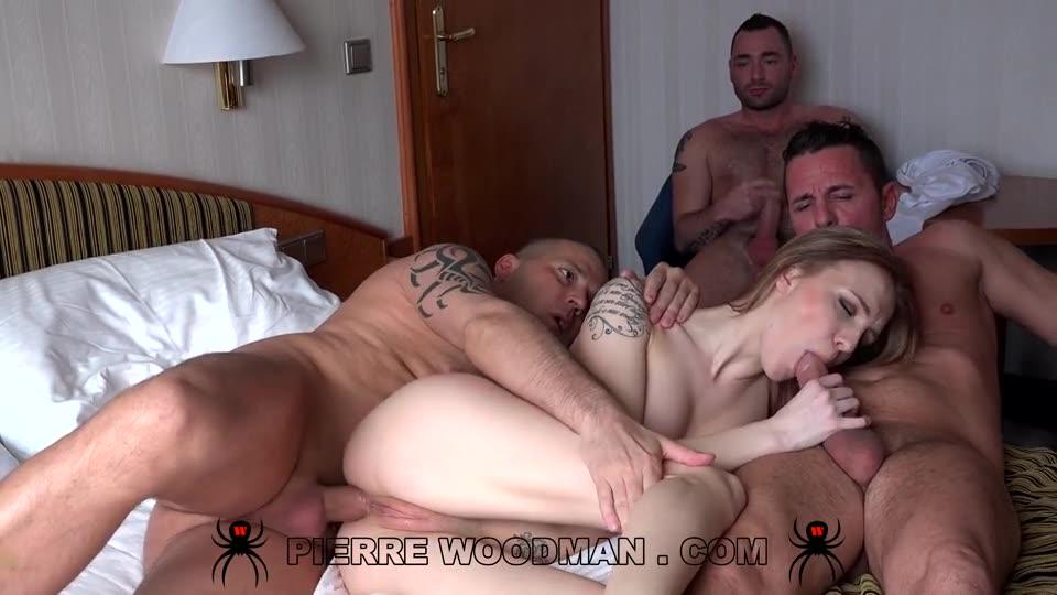 [WoodmanCastingX / PierreWoodman] First DAP With 3 Boys - Belle Claire (DAP)/(Casting)