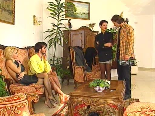 Private Stories 10: Timber Orgy - Maria Bellucci, Dina Pearl (DP)/(2M2F)
