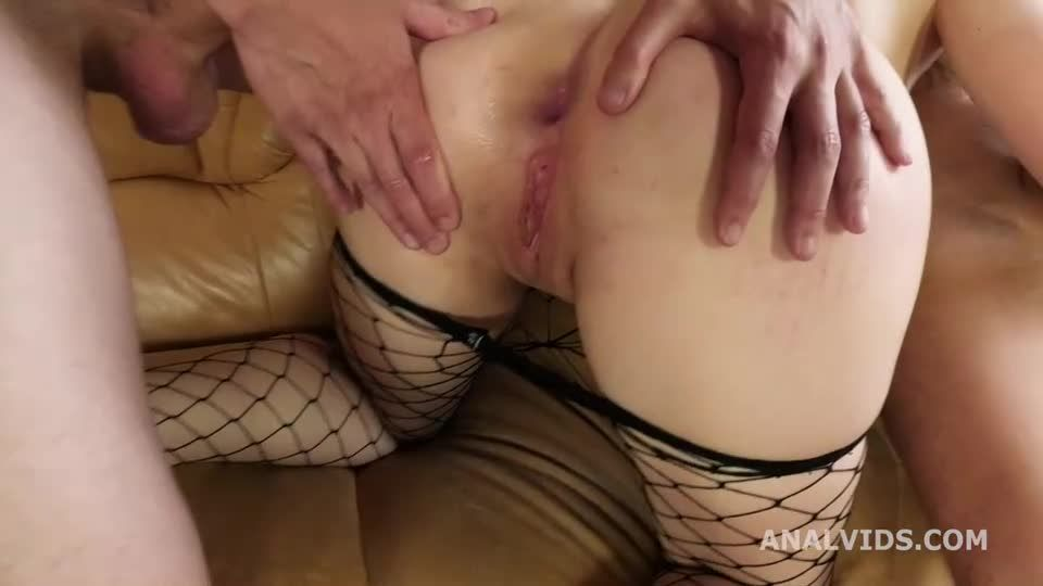 Welcome to Porn with Balls Deep Anal, DP, Rough Sex and cum in Mouth (LegalPorno) Screenshot 1