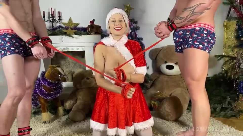 Merry Christmas AW042 (LegalPorno / AnalVids) Screenshot 0