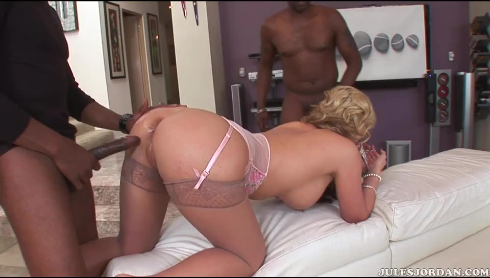 [Jules Jordan Video] Double Black Penetration - Phoenix Marie (DP)/(Big Tits)