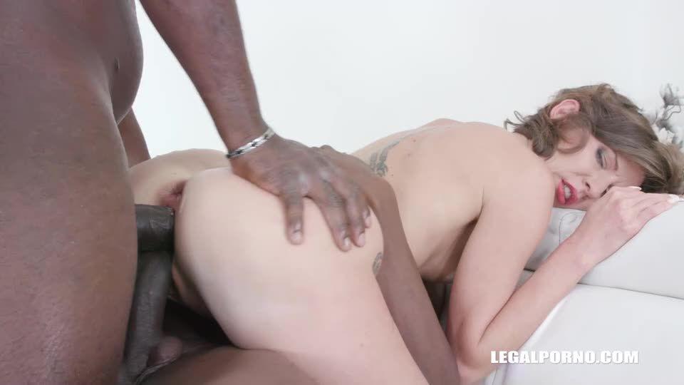 Enjoys black cocks (LegalPorno) Cover Image