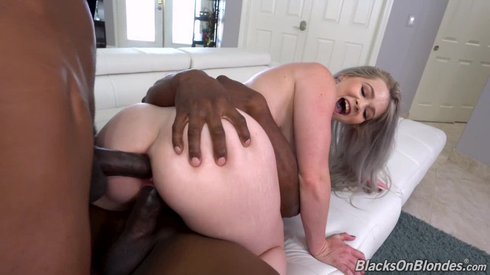 Two Big Black Cock (BlacksOnBlondes / DogFartNetwork) Screenshot 4