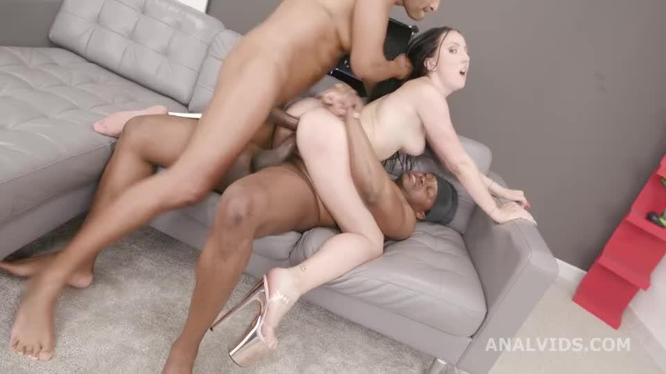 Black Pee, Balls Deep Anal, DP, Gapes, Pee Drink and Creampie Swallow (LegalPorno) Screenshot 3