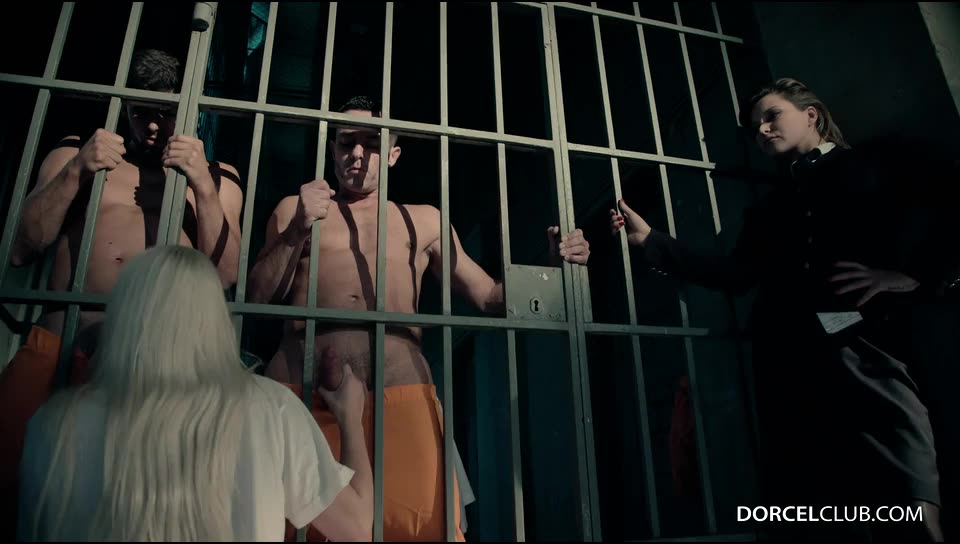 Young Inmate Offered To Prisoners Craving Hard Sex (DorcelClub) Screenshot 2