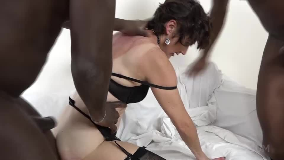 Kinky interracial DP KS084 (LegalPorno) Screenshot 6