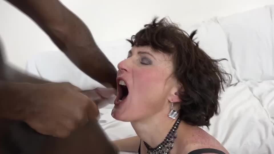 Kinky interracial DP KS084 (LegalPorno) Screenshot 9