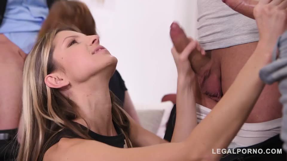 Sex Teacher shows how to Suck Fuck Hardcore (LegalPorno) Screenshot 0