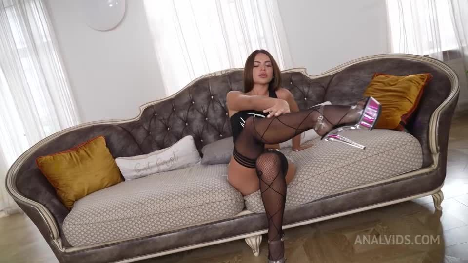 Group with two hot brunettes Maryana and Ada! Hard DPP DVP and DP NRX150 (LegalPorno / NRX-Studio) Screenshot 0