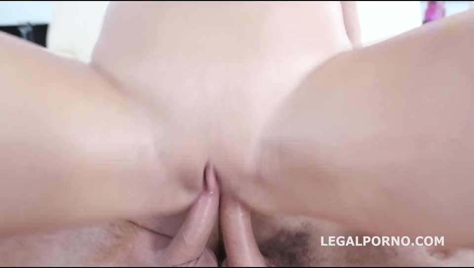 [LegalPorno] Welcome to Porn, fuck of her life with DP DAP TP Swallows, all balls deep! - Tania Swank (DAP)/(5M1F)