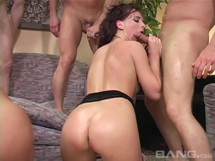 Gang Bang Darlings 2: Cocks Aplenty (DVSX) Screenshot 8