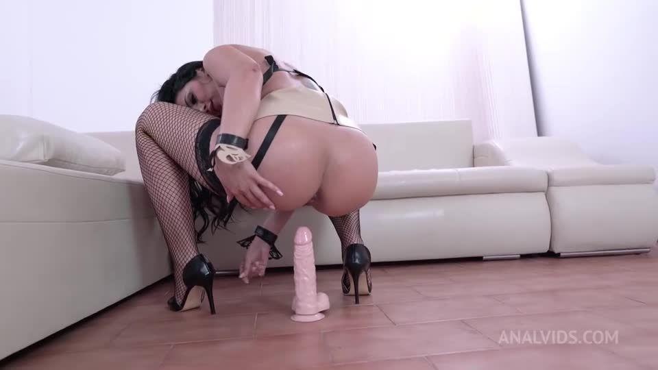 Extreme Splash Piss, Pissing DP BBC balls deep, face fuck deepthroat, hardcore, cum swallow NF108 (LegalPorno / AnalVids) Screenshot 0