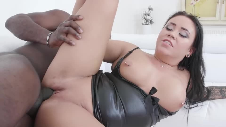Enjoys anal pounding with 3 BBC KS147 (LegalPorno) Screenshot 9