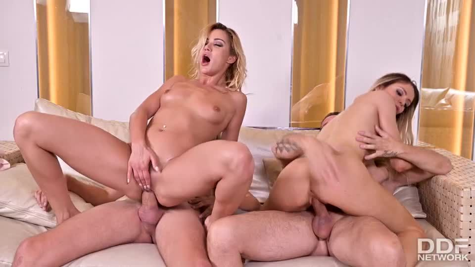 More Than A Handful (HandsOnHardcore / DDFNetwork / PornWorld) Screenshot 8