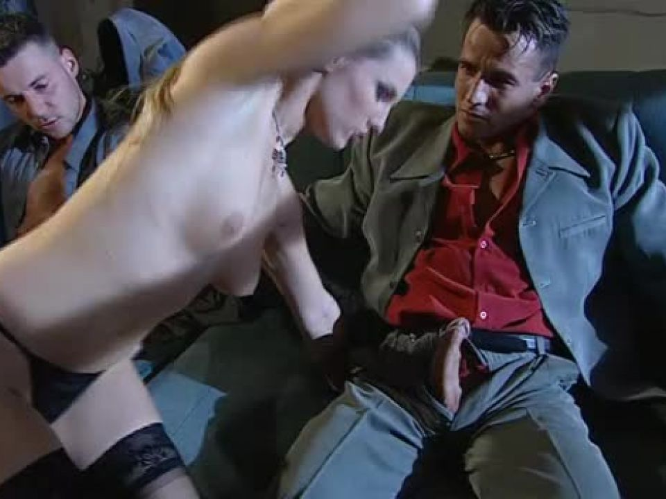 Istituto di Correzione / Étudiantes, les pièges de la prostitution (ATV / Marc Dorcel) Screenshot 1