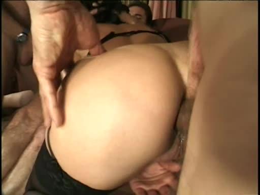 [Diabolic Video] Debauchery 4 - Catherine Count (DP)/(Stockings)