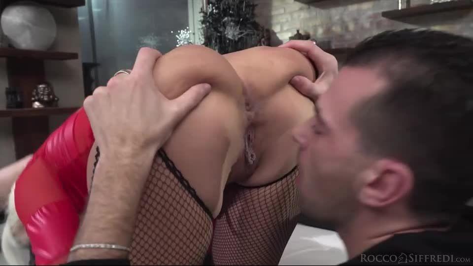 Rocco's Double Trouble 4 (RoccoSiffredi / Evil Angel) Screenshot 1
