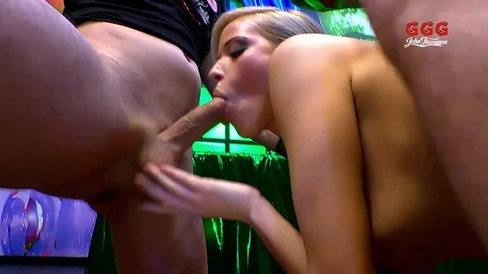 Blond & Sperma Verliebt (JTPron) Cover Image