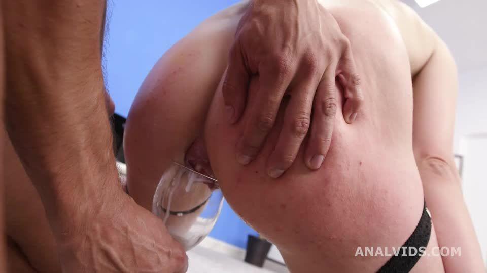 Manhandle with Balls Deep Anal, DAP, Destroyed Gapes, Cremapie and Swallow (LegalPorno) Screenshot 9