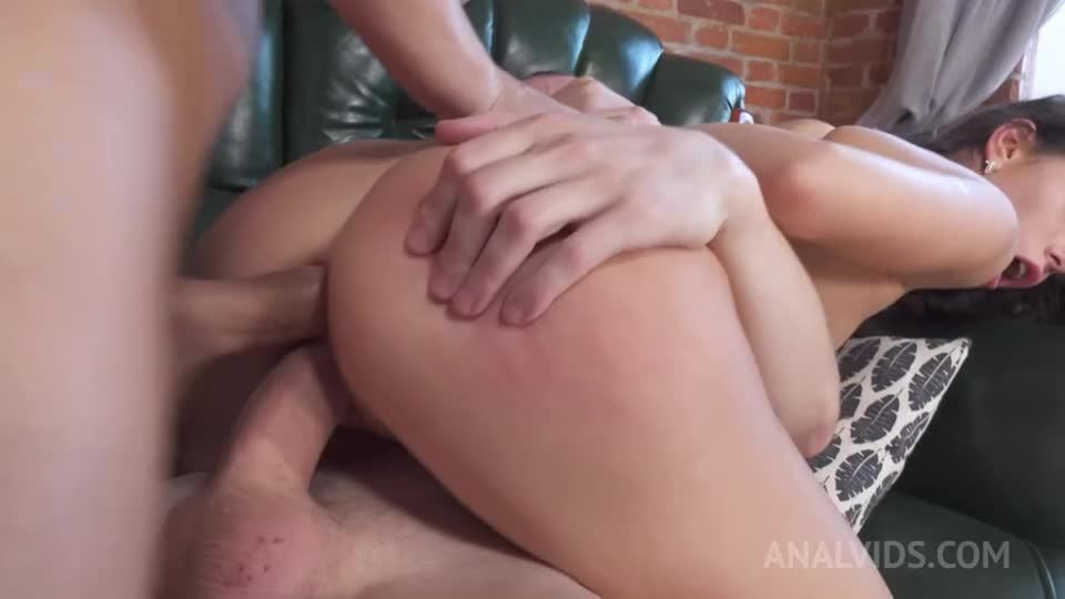 First time double penetration MS015 (LegalPorno / AnalVids) Screenshot 3