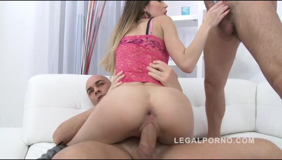 LegalPorno -Cindy Shine learns how to be a porn star: Airtight DP Screenshot 6