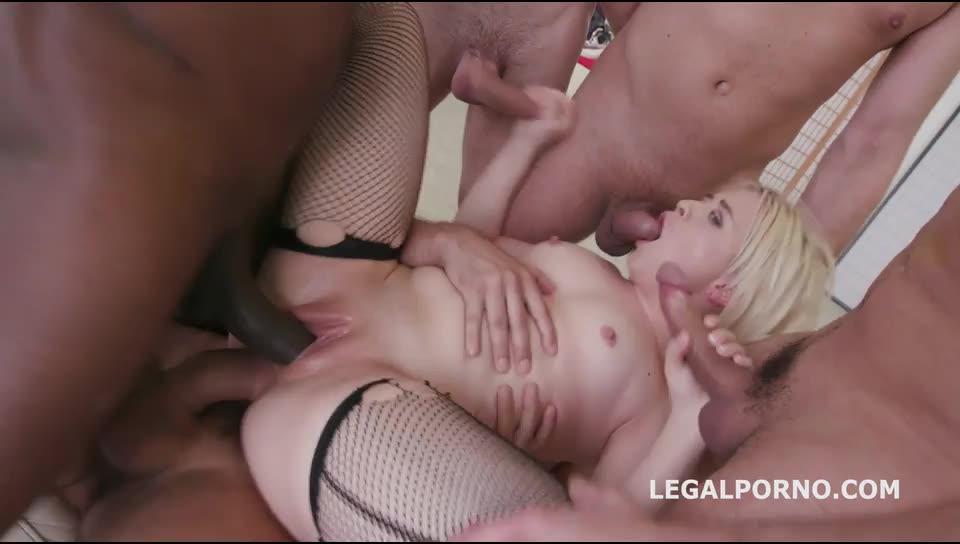 [LegalPorno] Dap Destination. Finally gets 2 dicks in her ass - Anna Rey (DAP)/(Natural Tits)