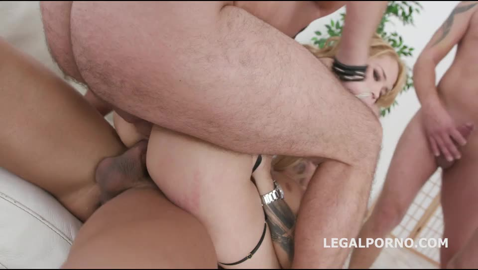 [LegalPorno] Total Dap Destruction Balls Deep Anal, DAP, TP, Gapes, Airplane, Creampie Swallow - Natasha Teen (DAP)/(Big Tits)
