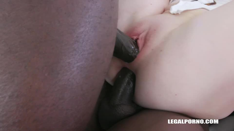 [LegalPorno] back to get fucked by two black guys - Alisia (DP)/(High Heels)