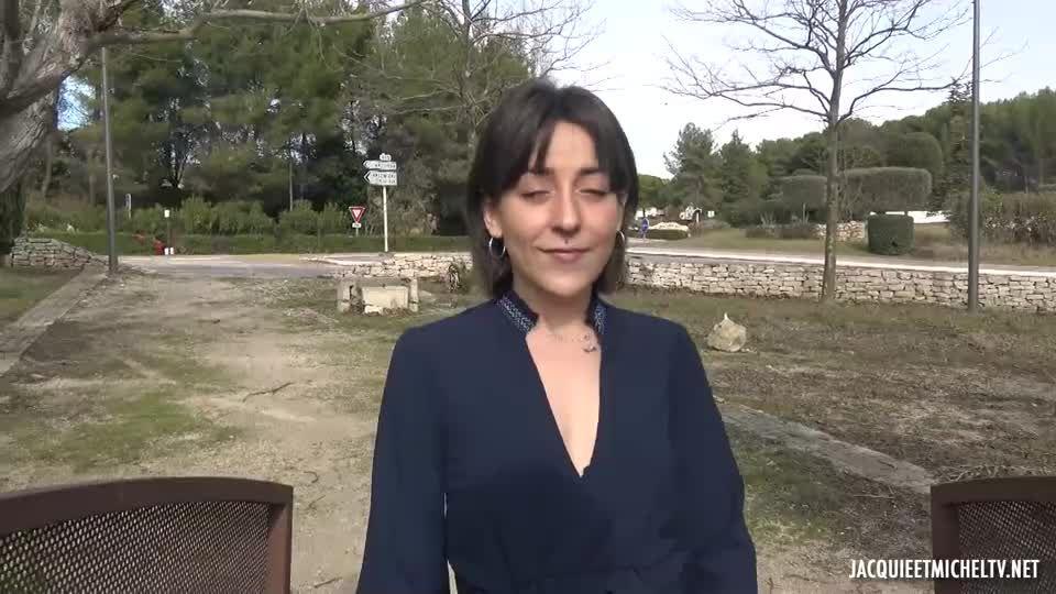 Manea Rushes Headlong Into The Hard (JacquieEtMichelTV / Indecentes-Voisines) Screenshot 0