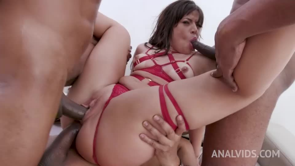Hot interracial fucking with petite brazilian slut YE089 (LegalPorno / AnalVids) Screenshot 4
