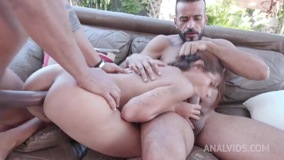 First time double anal for YE059 (LegalPorno / AnalVids) Screenshot 3